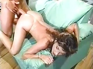 Alexandra silk anal with peter north