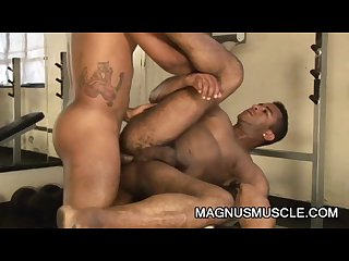Douglas Masters and matheus axell Latino muscle buffs ass Addicts