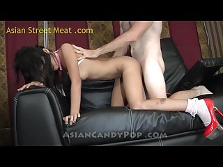 Pim and min asian double fun