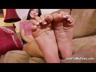 Korean feet joi