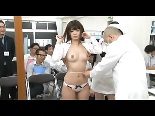 sexy japanese school girls nude checkup