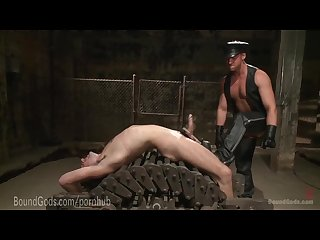 Connor maguire s slave is tested