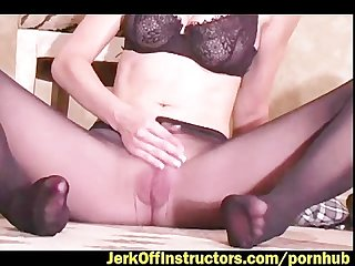 Jamie lynn dominates your cock
