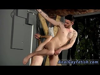 Chubby boy bondage and gay bondage porn first time aiden can do nothing
