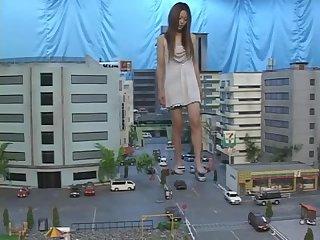 Omnibus giantess 1 japanese giantess