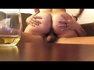 New years eve creampie