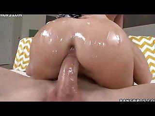 Big ass girl melina mason rides massive Pipe cowgirl style