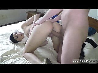 Arab elevator and Arab blond girl and Arab black and Arab first time anal