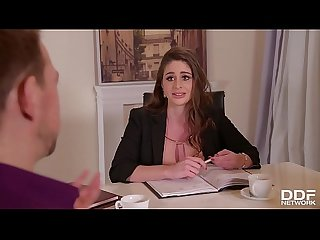 Busty milf kayla green hot lawyer cathy heaven in Xxx Office threesome