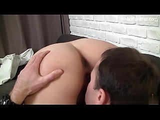 Young model facial cumpilation