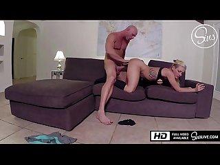 Spy cam Johnny sins destroys kissa sins