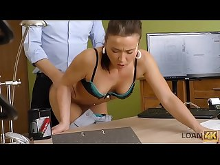 Loan4k period New bike costs a lot of money so brunette gets pussy drilled