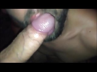Ass to mouth in my home