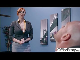 lauren phillips sexy big tits office girl love hard sex clip 22