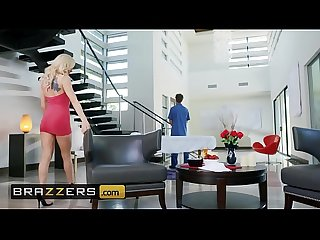 Dirty Masseur - (Kenzie Taylor, Michael Vegas) - Attend To My Ass - Brazzers