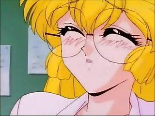 Hentai college lesbian