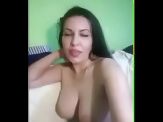 Danijela stojkovic webcam masturbation part 1