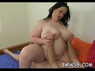 Porn big beautiful woman