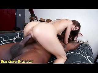 Interracial ho throating