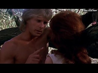Tanya roberts girls naked swimming in the lake outdoor sex the beastmaster 1982