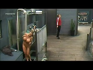 Annina ucatis big brother germany shower cmnf