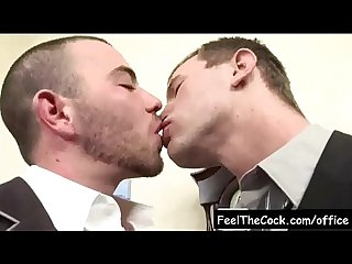 Gay office guys fucked at work video03