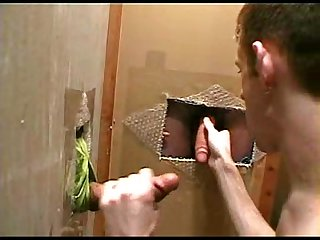 Gloryhole gay