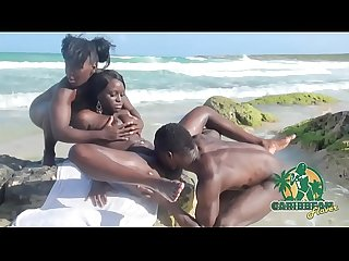 Caribbean Chocolate Threesome