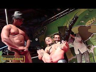 Big black monster cock and french blonde pornstar interracial amazing fuck