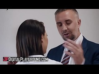 Adriana chechik keiran lee a cold night in december part 1 digital playground