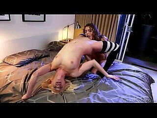 Tara Morgan gets licked out by Rebel Lynn - Webyoung