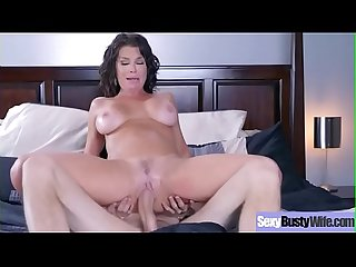 Hardcore Sex Tape With Slut Big Melon Boobs Housewife (Veronica Avluv) video-28