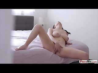 Masturbation clips of my stepmom goes to the spank bank