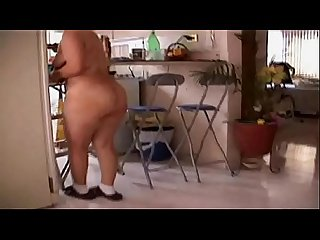 Chubby bigbutt nude home working 27 hw