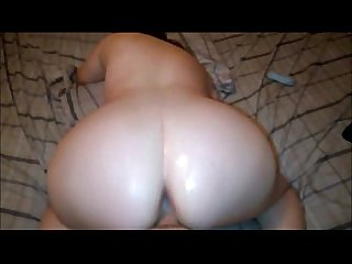Busty chick with curves getting assfucked