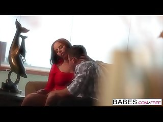 Babes - RED FEATHER - Brandy Aniston