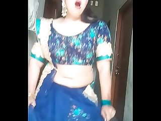 INDIAN OPEN NAVEL BELLY DANCE 98