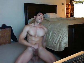 Fairfax hot asian jerk off