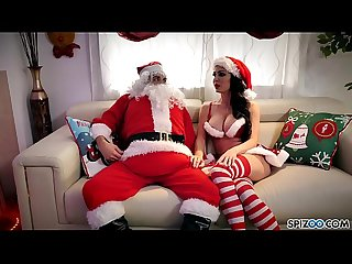 Spizoo watch jessica jaymes Fucking santa claus comma big boobs