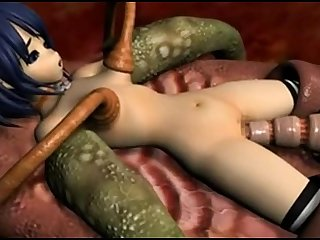 Tentacle room 1 and 2 soooo hot