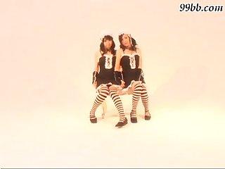 Japanese sexy maids