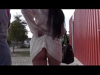 Magma film natural german teen in public