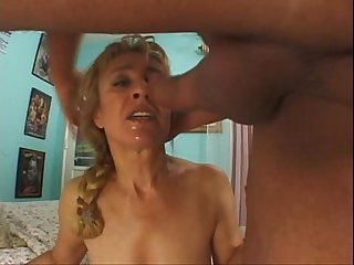 Anal of mature hot and sexy