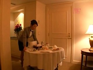 Hotel morning blowjob service