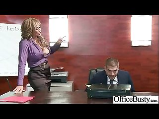 Hardcore Action In Office With Big Tits Slut Naughty Girl (eva notty) vid-20