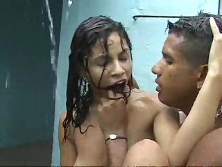 Village rain hot sex full