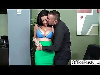 (jayden jaymes) Hard Worker Girl With Round Big Boobs Get Banged In Office mov-19