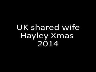 On uk shared wife hayley xmas 2014