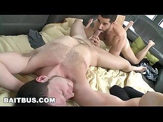 BAIT BUS - We Snag A British Wanker Named Brian Bonds For Our Buddy Dean Monroe