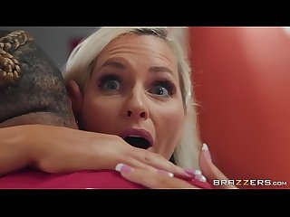 Brazzers - Fucking my girlfriend's busty mom Alena Croft(FULL..